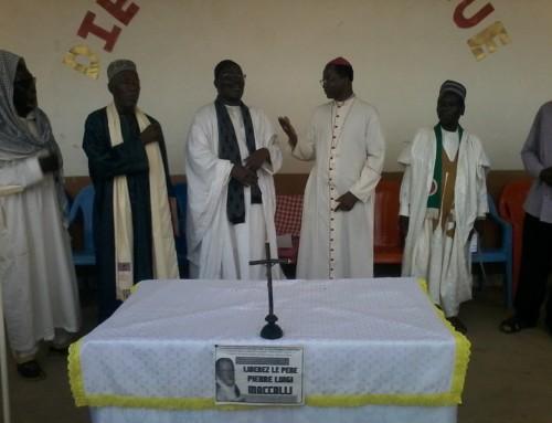 Preghiera interconfessionale a Niamey per p. Gigi