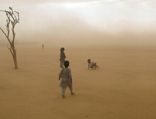 Natale di polvere nel Sahel