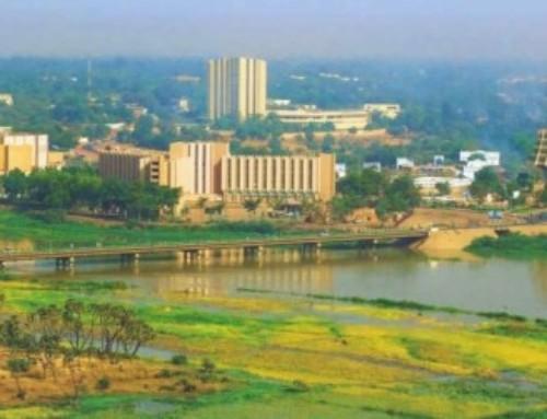 Niamey, una città di sabbia