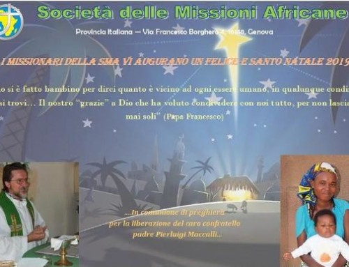 Quando l'Emmanuele arriva nel Sahel