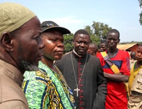 Mons. Nestor Nongo-Aziagbia a Genova per parlare del Centrafrica