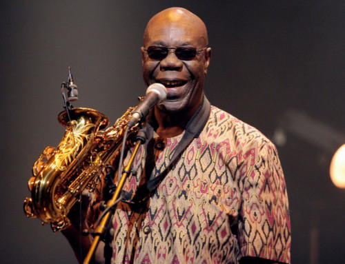 Addio al grande sassofonista Manu Dibango