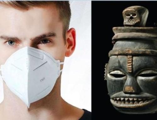 Maschere e mascherine: proteggersi da virus e stregoni