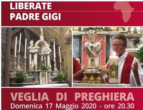 Preghiamo per la liberazione di p. Gigi Maccalli