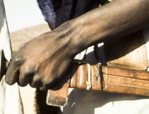 Takouba, la spada di legno del Sahel