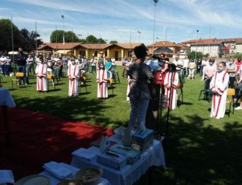 La comunità di Murazzo ricorda p. Dario Falcone