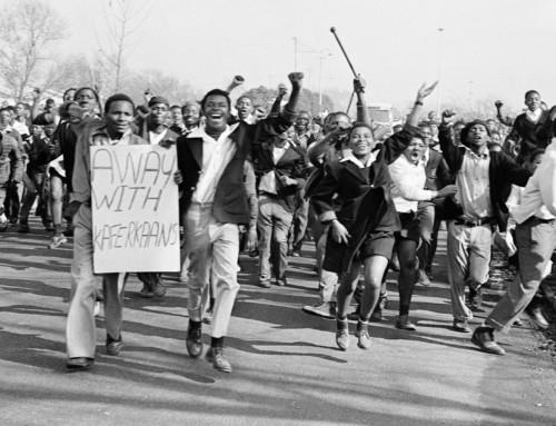 Il 44° anniversario della rivolta di Soweto
