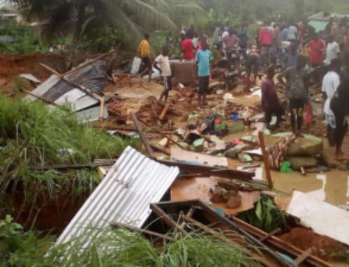 Le piogge torrenziali in Costa d'Avorio fanno almeno 15 morti
