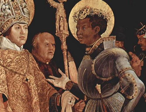 San Maurizio, il santo nero venuto dall'antica Tebe