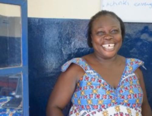 """Céline Fariala Mangaza, la """"zia"""" dei disabili congolesi"""