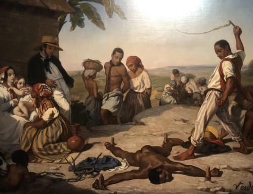 Quando l'arte descrive gli orrori della schiavitù