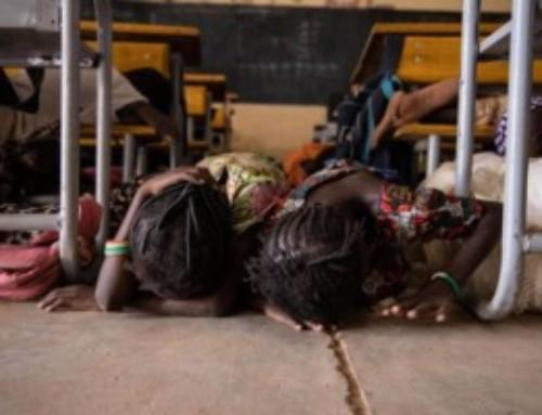 L'infelicità dei bambini del Burkina Faso senza scuola