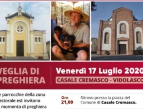 Crema non dimentica p. Gigi Maccalli