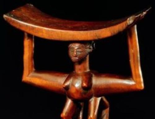 I poggiatesta dell'Africa: da utensile a opera d'arte