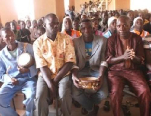 Parrocchia di Bomoanga, Niger: per la gente è sempre venerdì santo