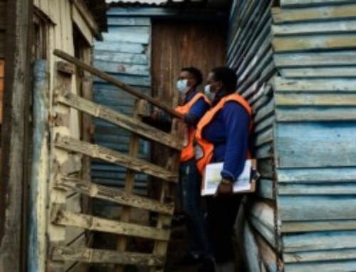 Cape Town: le comunità si mobilitano contro la povertà da Covid