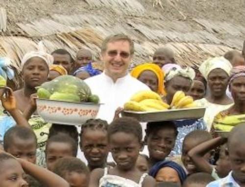 """P. Dario Dozio: """"Iniziamo un viaggio nei proverbi africani!"""""""