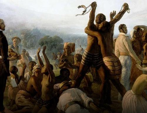 L'abolizione della schiavitù celebrata nell'arte