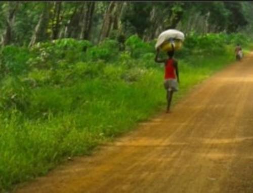 La seconda vita del liberiano Olu: dai campi profughi al ritorno in patria