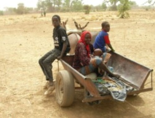 Dinieghi di sabbia. Forme inattuali di resistenza dal Sahel