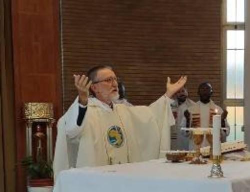 P. Gigi Maccalli ricevuto in udienza da papa Francesco