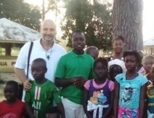"""P. Lorenzo dalla Liberia: """"La sopravvivenza per la nostra gente si chiama riso"""""""