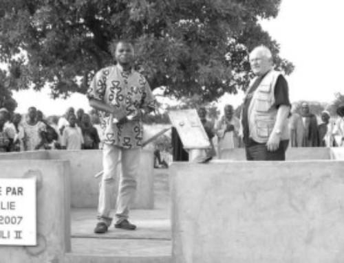 Federico Rizzi: le centinaia di pozzi realizzati in Africa, il suo miglior ricordo
