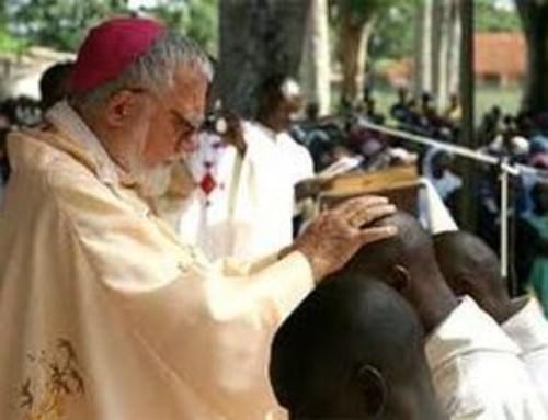 La diocesi di Berberati piange la morte di Mons. Agostino Delfino, un grande genovese