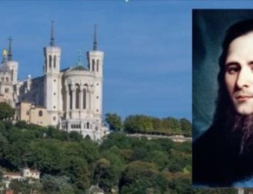 L'8 dicembre 1856: nasce la SMA. Mons. de Brésillac e i suoi compagni al Santuario di Fourvière a Lione