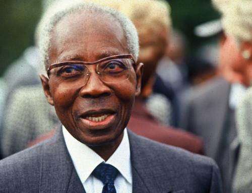 """Léopold Sédar Senghor, """"l'africano cosmopolita"""""""