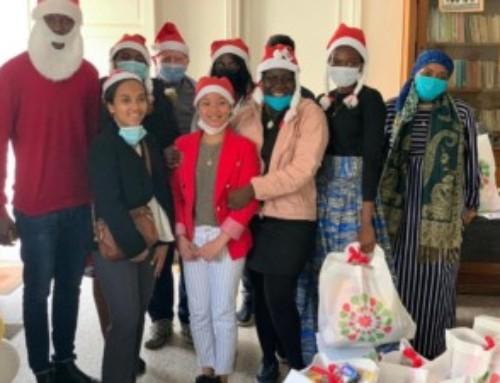 P. Matteo Revelli dal Marocco: Un Natale solidale, ad opera degli studenti africani