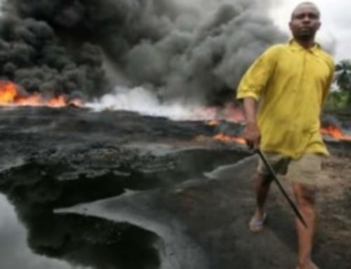 Shell condannata per l'inquinamento petrolifero in Nigeria