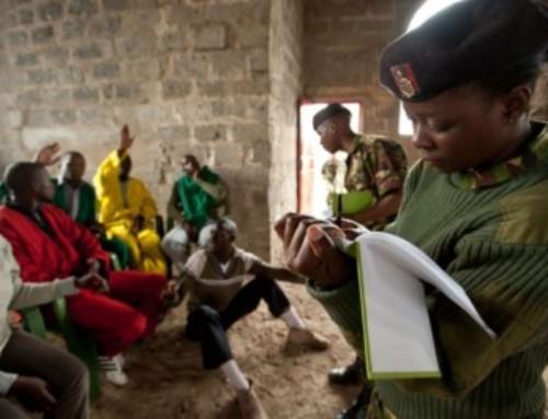 Emmanuel Dongala: la condizione insensata dei bambini-soldato del Congo