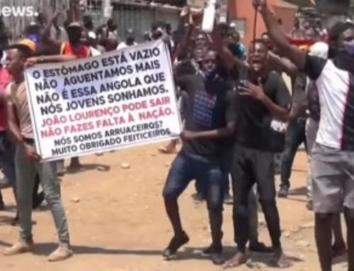 Angola: Frustrazioni e proteste, i giovani scendono in strada