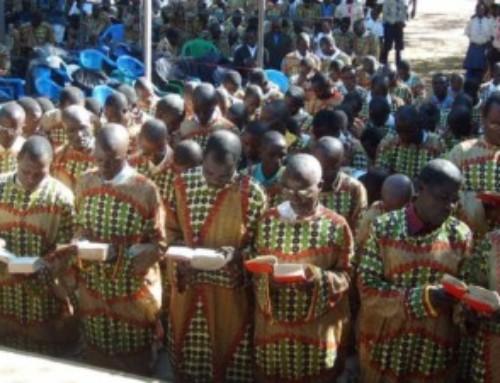 Liberia: Il catechista Buster Bockarie, insegnante della fede cattolica