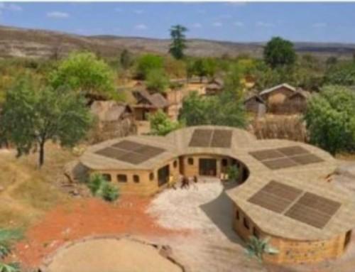 Una scuola stampata in 3D per i villaggi dell'Africa