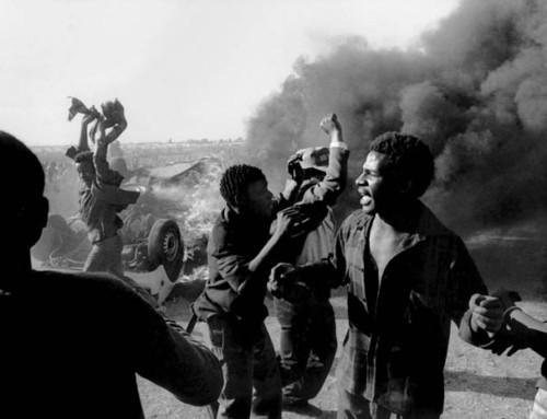 L'eccidio di Sharpeville in Sudafrica e le sue conseguenze