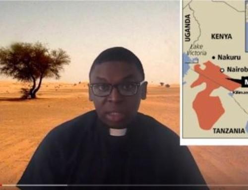 Tanzania: un poster per lottare contro il covid. Un video ce lo spiega