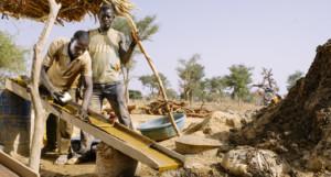 risorse minerarie africa oro
