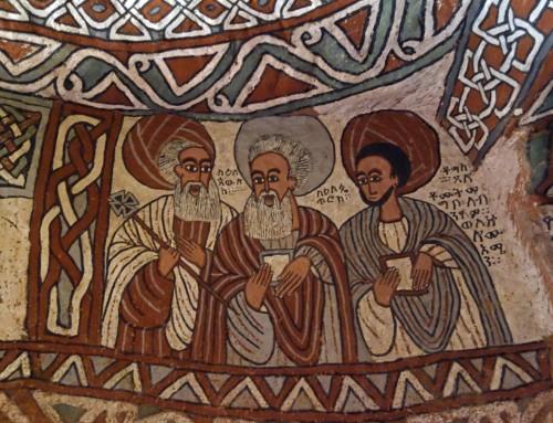Le chiese rupestri d'Etiopia