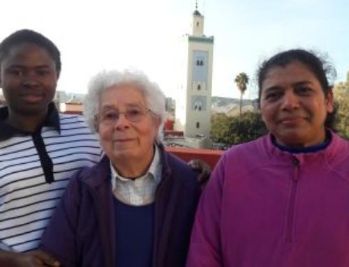 Suor Olga e l'amicizia con i musulmani di Taza, Marocco