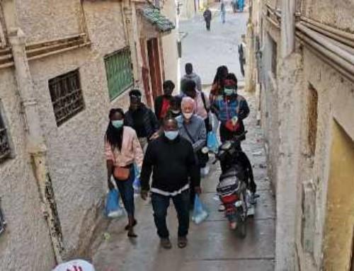 P. Matteo Revelli: la solidarietà sud-sud a Fès, Marocco