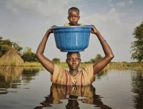 Piogge senza fine sommergono l'est del Sud Sudan