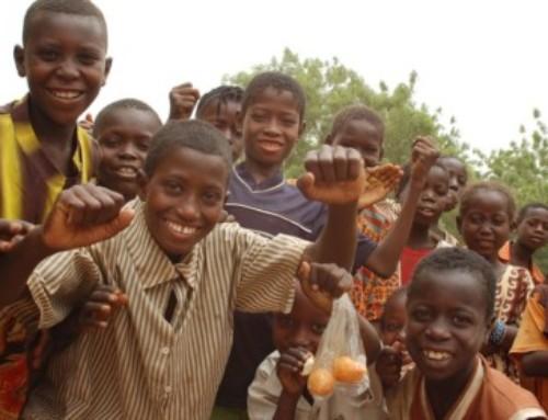 Nigerini, i più giovani del mondo. Un primato che vale la maglia color sabbia