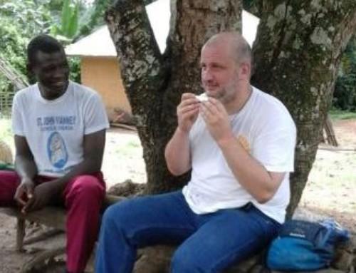 """P. Lorenzo: """"I giovani liberiani, che non hanno paura di sacrificarsi per il bene di tutti"""""""