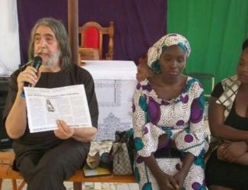 """""""Vivere è migrare e migrare è vivere!"""" P. Mauro intervistato in Niger"""