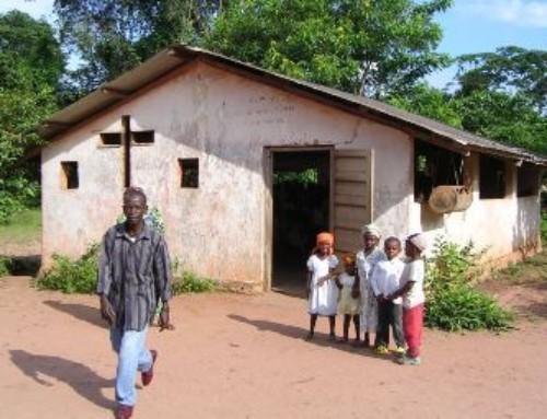 Preparando la nuova missione SMA in Centrafrica