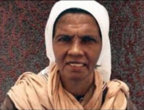 """Edith Blais: """"Tutti insieme, aiutiamo suor Gloria, prigioniera in Mali"""""""