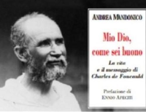 Libro di p. A. Mandonico su Charles De Foucauld premiato in Vaticano
