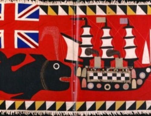 Il popolo Fanti del Ghana e le loro caratteristiche bandiere Asafo